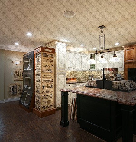 From Cabinetry To Fixtures We Have It All.